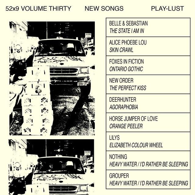 52x9 Weekly Playlist