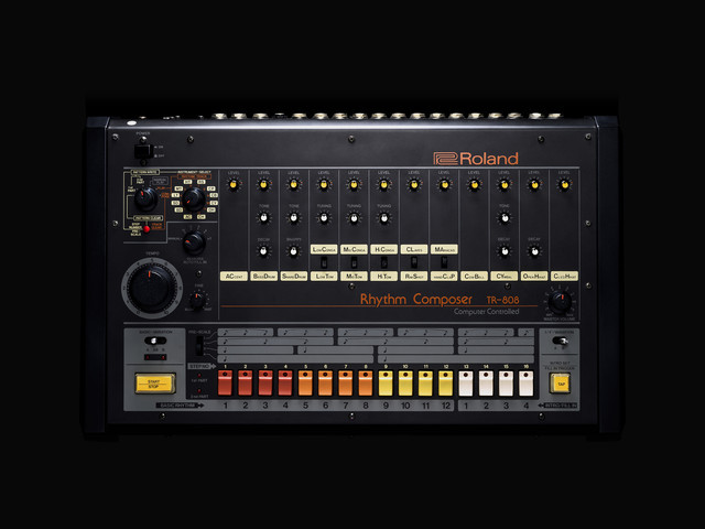 The Official Roland TR-808 Playlist Volume 1