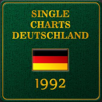 Liste der Nummer-eins-Hits in Deutschland (1992)