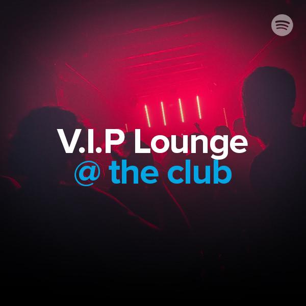 VIP Lounge @ the club