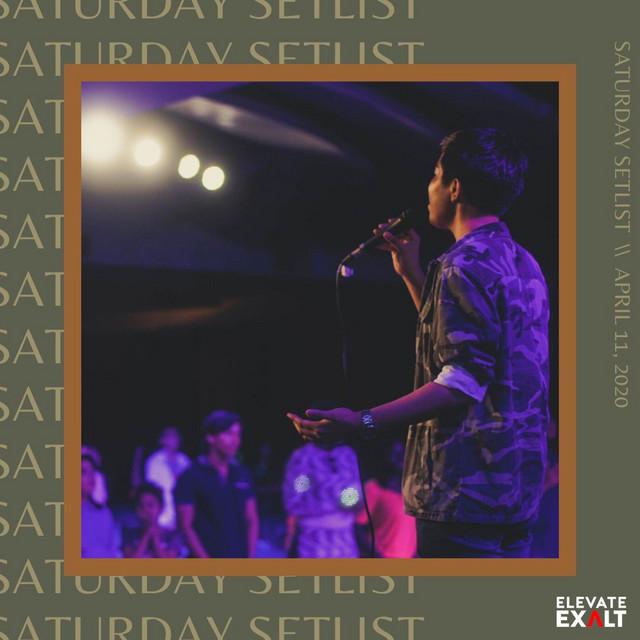 Saturday Setlist - 04/11/2020 - Main