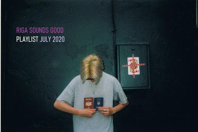 RIGA SOUNDS GOOD / JULY 2020