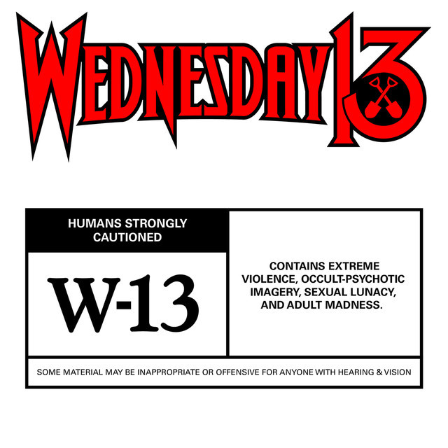 Wednesday 13 Complete Discography Playlist