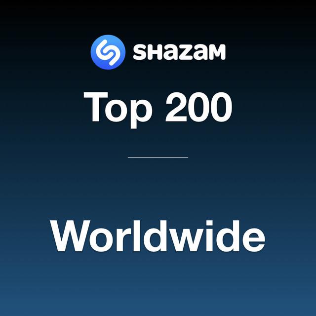 Shazam - Top 200 Worldwide