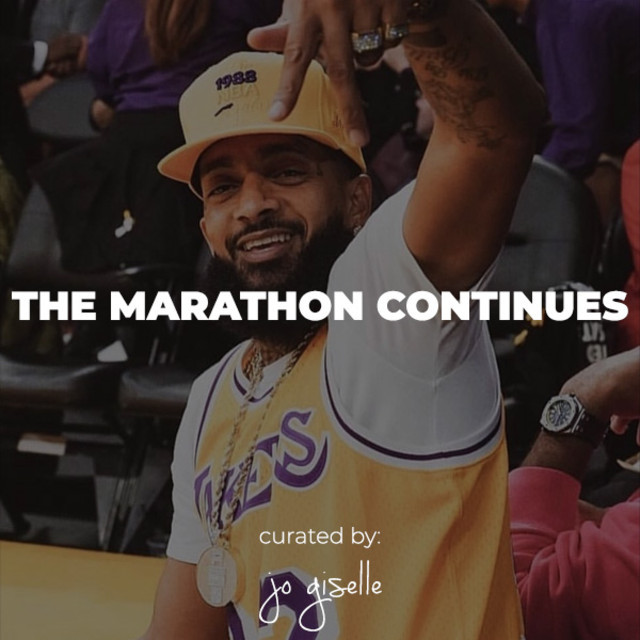 Nipsey Hussle: The Marathon Continues