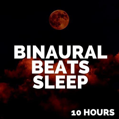 Binaural Beats Sleep (10 HOURS) Binaural Sleep Music - Binaural Music for Sleep / Rest / Study