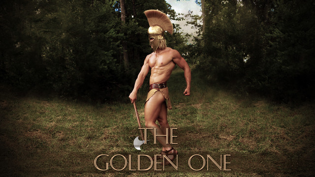 The Golden One PWO of Metal and Glory