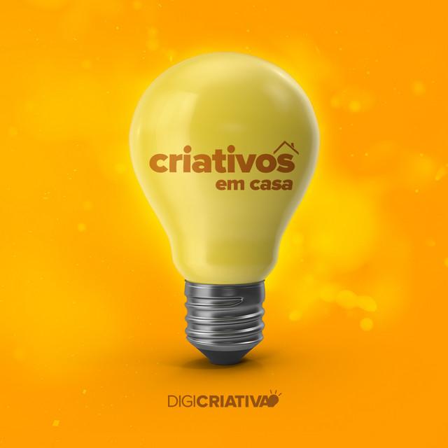 Criativos em casa