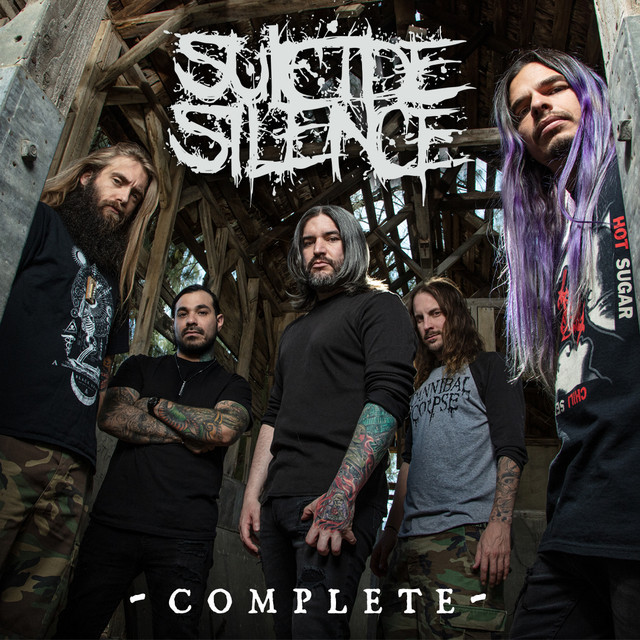 Suicide Silence - The Complete Discography