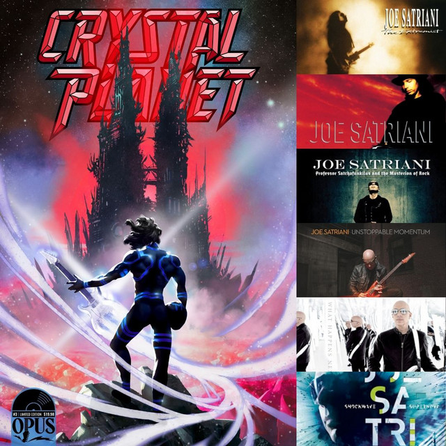 Crystal Planet Comic Issue 3