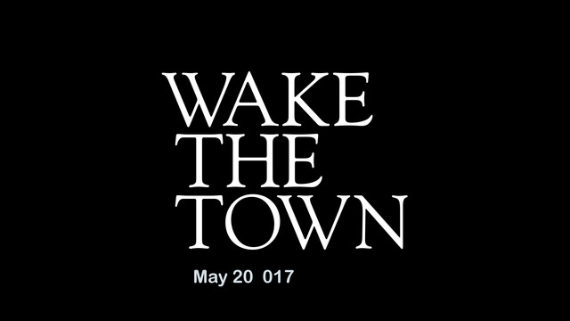 WTT MAY 2020