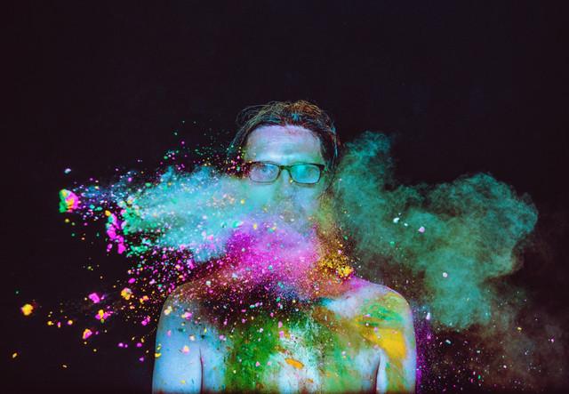 Steven Wilson's Headphone Dust