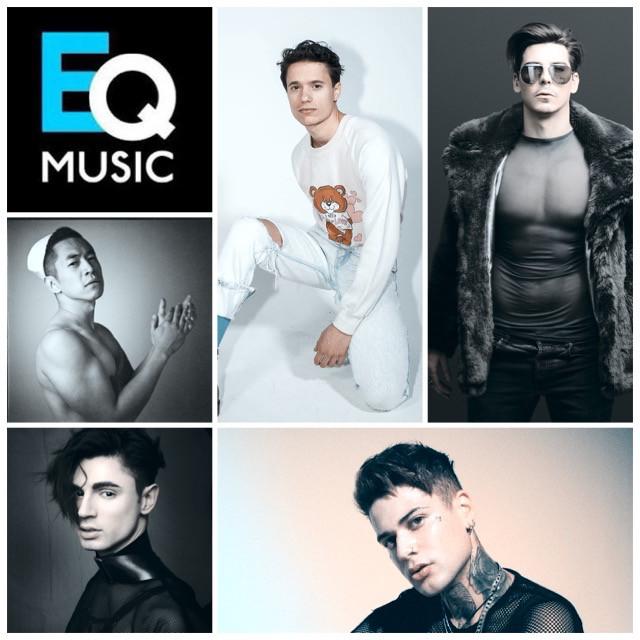 EQ Music Live Playlist