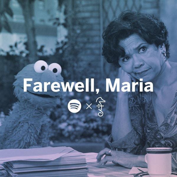 Farewell, Maria