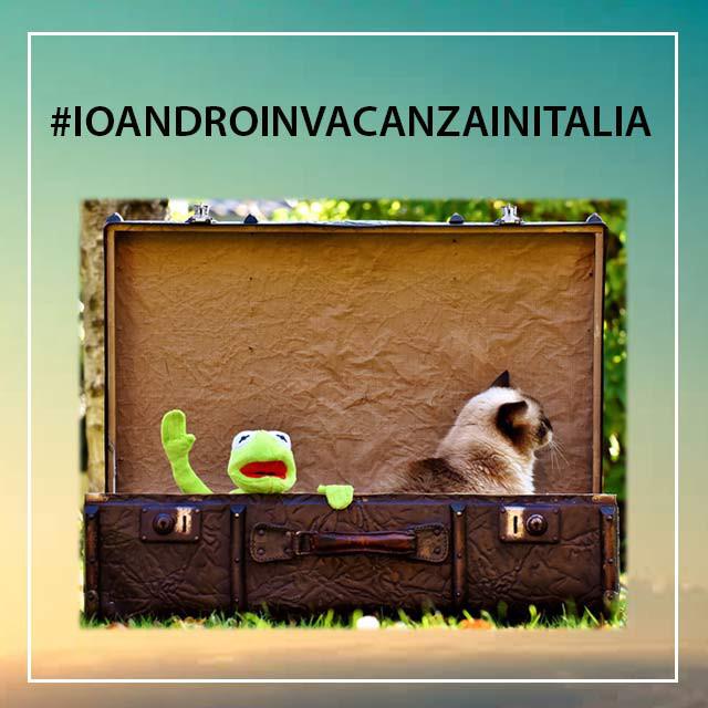 Io andrò in vacanza in Italia con questa playlis
