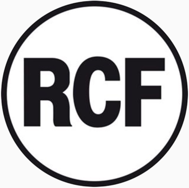 2021 RCF Audio - A playlist for Sound Engineers