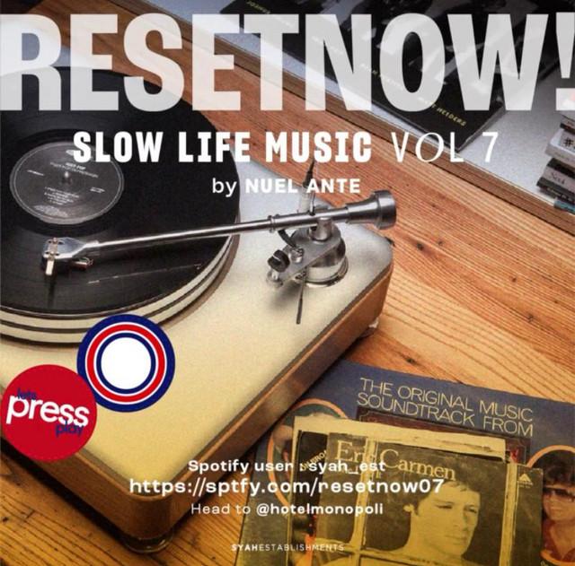 ResetNOW! by Nuel Ante
