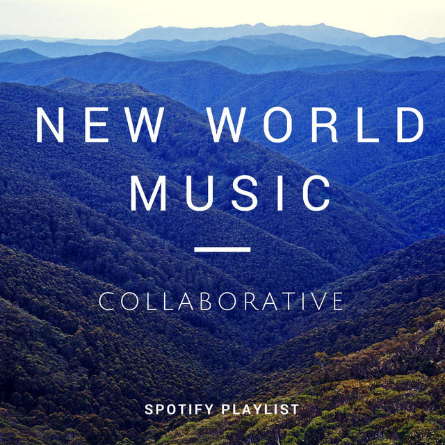 Spotify collaborative playlist