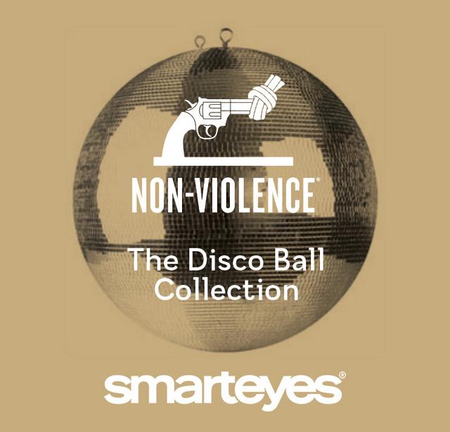 Non Violence 2021 - The Disco Ball Collection