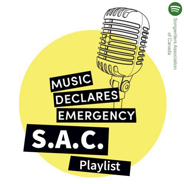 Music Declares Emergency  S.A.C. Celebration Series