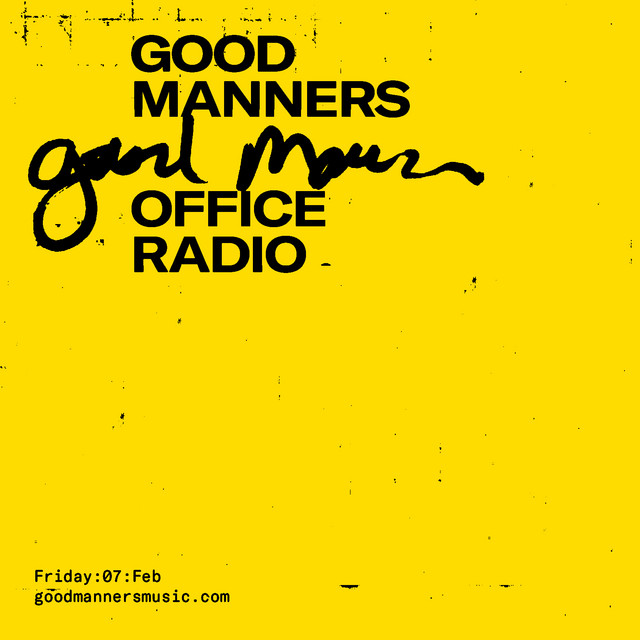 OLD (Private) Good Manners Radio