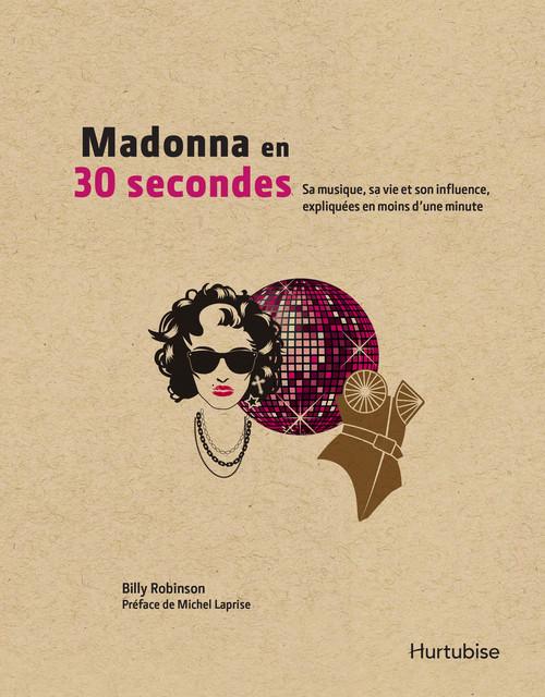 Madonna en 30 secondes - Bande sonore du livre