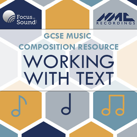 GCSE Composition: Working with text