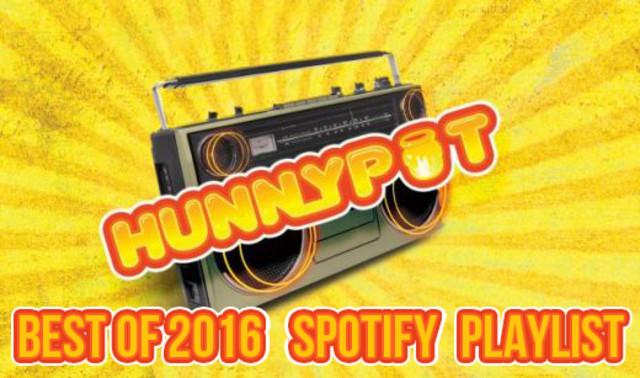 Hunnypot Best of 2016