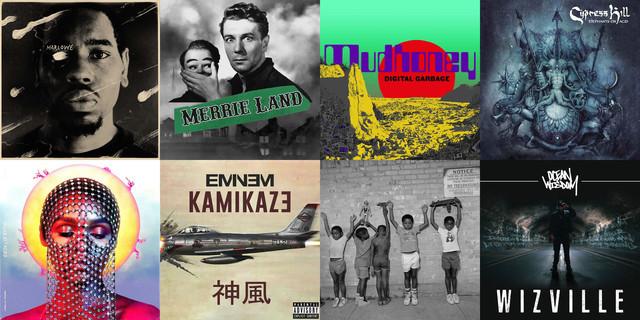 D's 20 Best Albums of 2018