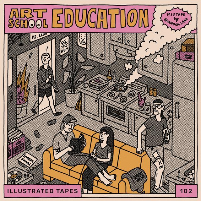 IT102: Art School Education | Brandon Land