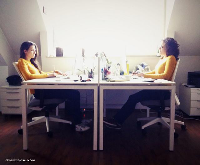 RALEV: Creative Office Flow