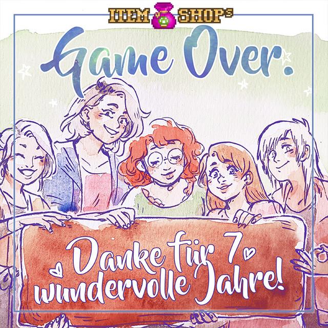 Game Over 💚 ITEM SHOP