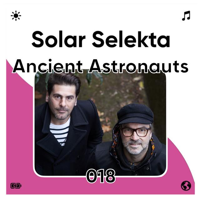 Solar Selekta 018: Ancient Astronauts Image