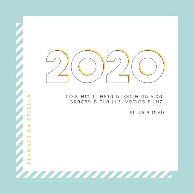 Planner 2O2O