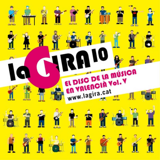 La Gira 10. El Disc de la Música en Valencià vol. V