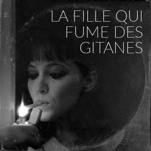 La Fille Qui Fume Des Gitanes