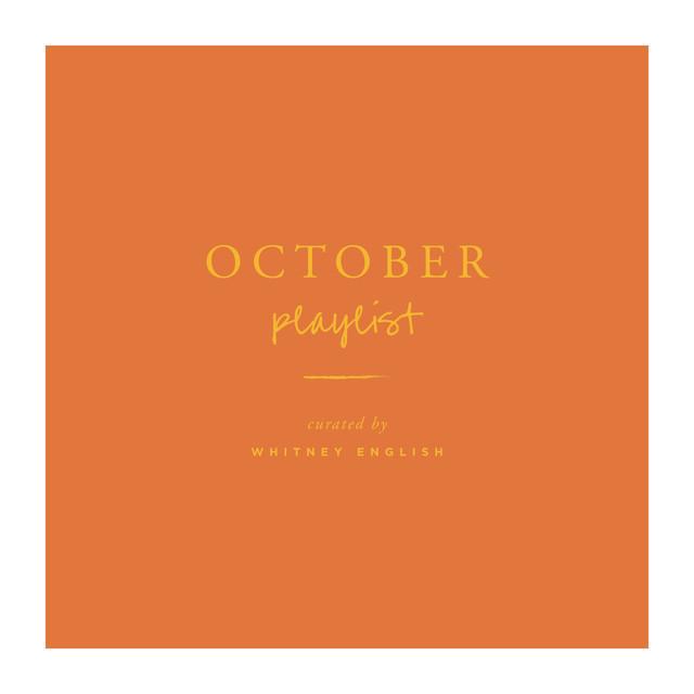 Whitney English October