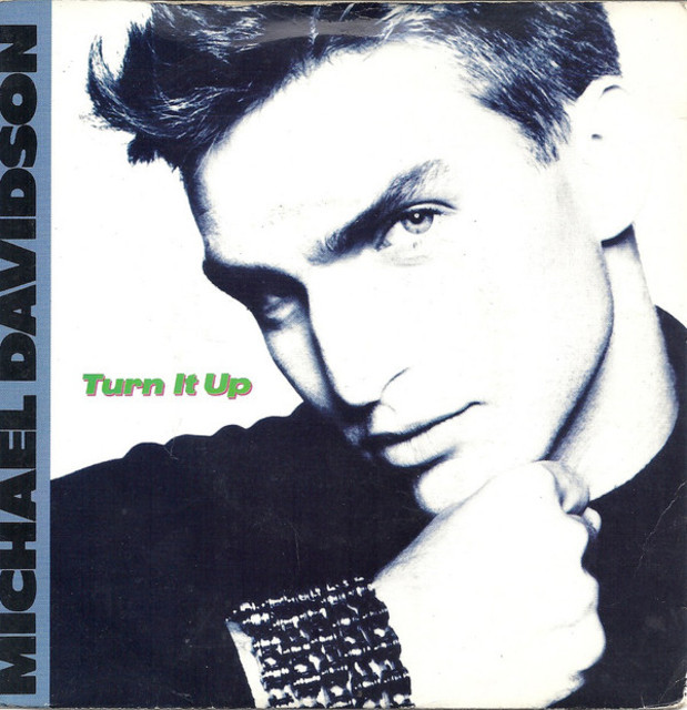 Michael Davidson - Turn It Up