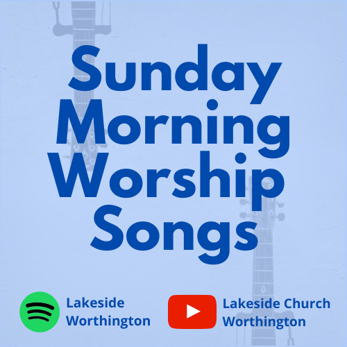 Sunday Morning Worship Songs