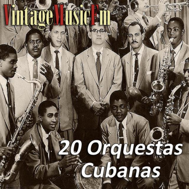 20 Grandes Orquestas Cubanas