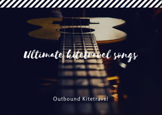 Outbound Kitetravel - The Perfect #roadtrip and #travel Playlist