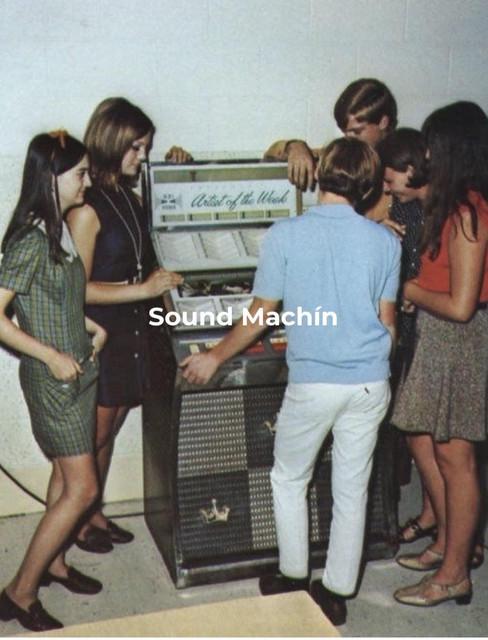 Sound Machín 1 - Arre Simón