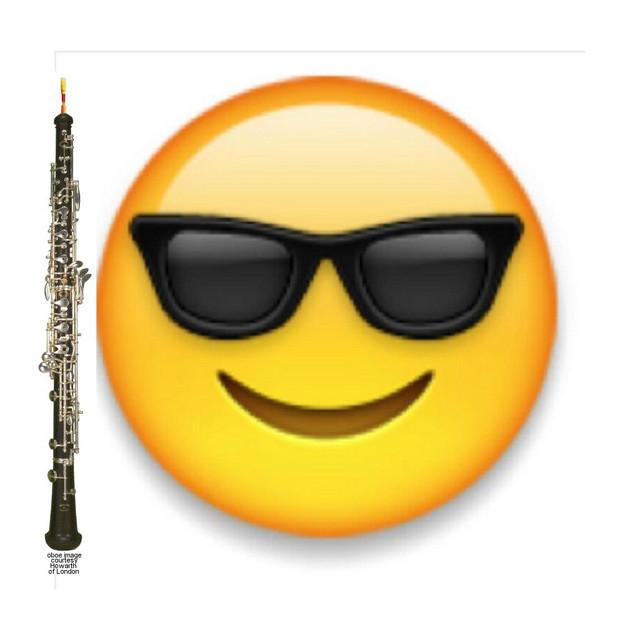Classic oboe: chill