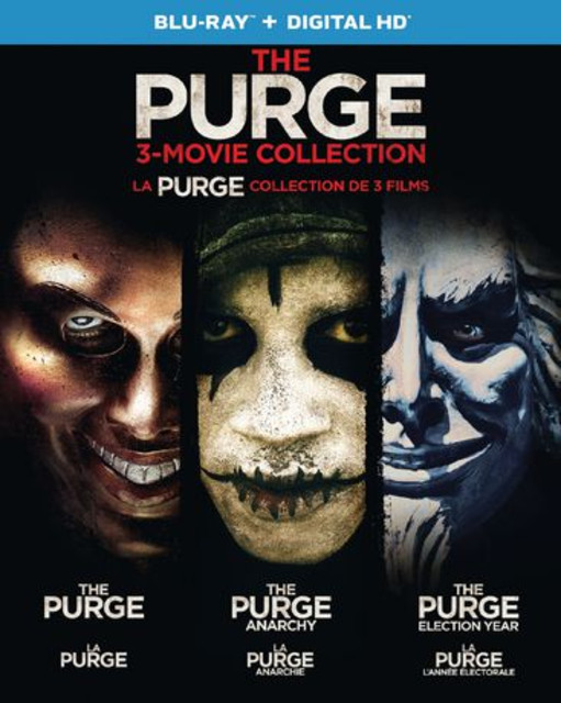 The Purge Original Soundtrack Saga The Purge Anarchy Election Year First Purge Playlist By Hectoru29 Spotify