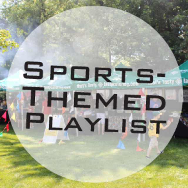 Sports-Themed Picnic