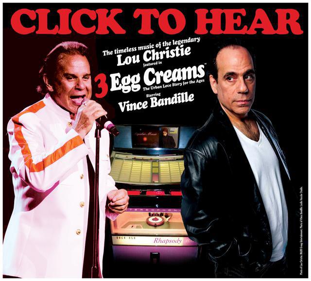 3 EGG CREAMS - Lou Christie Soundtrack