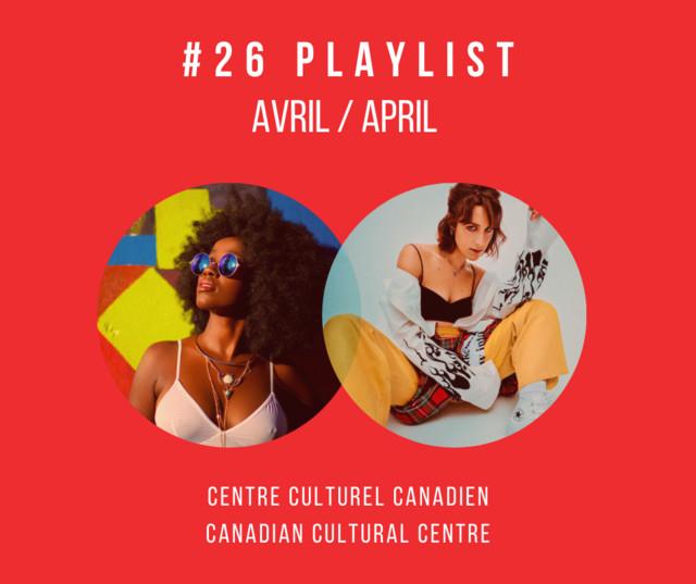 Playlist du CCC - Avril 2021