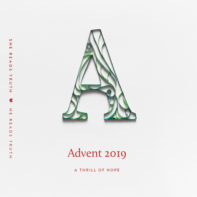 Advent 2019   A Thrill of Hope