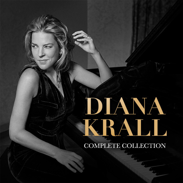 Diana Krall: The Complete Collection