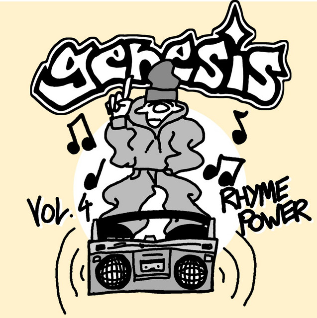 Vol.4: Rhyme Power!